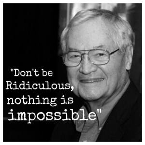 This guy Roger Corman (father of independent cinema) totally rules!