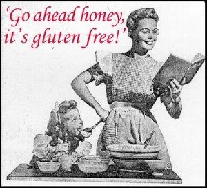 Yaaaaaay! Gluten Free!