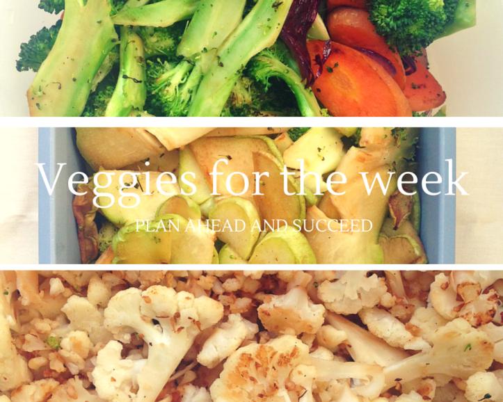 Veggies for the week. Prepare your veggies in bulk so you have plenty for the week. #veggies #healthy #fitness #diet #food #foodie #foodporn